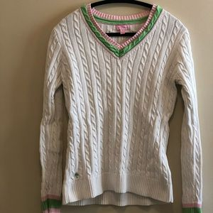 Vintage Lilly Pulitzer sweater!